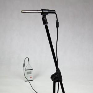 DLM-101S ze statywem mikrfonowym